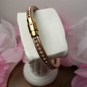 Fossil Blingy Rose Gold Bracelet
